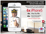 Wygraj iPhone'a 5 od Komandora