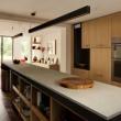 Kolekcja blatów kuchennych inspirowanych minerałami
