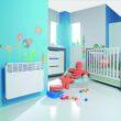 Grzejniki w pokojach dziecięcych