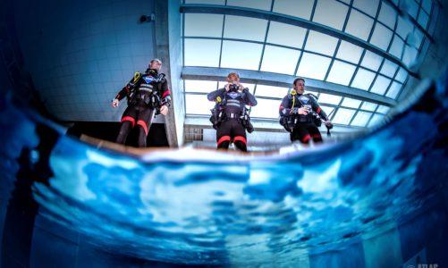 Deepspot, najgłębszy basen do nurkowania na świecie, jest gotowy